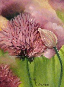 Chive Blosson