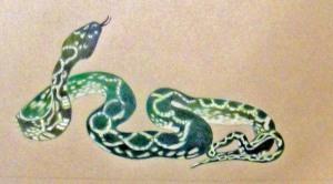 (May) Snake