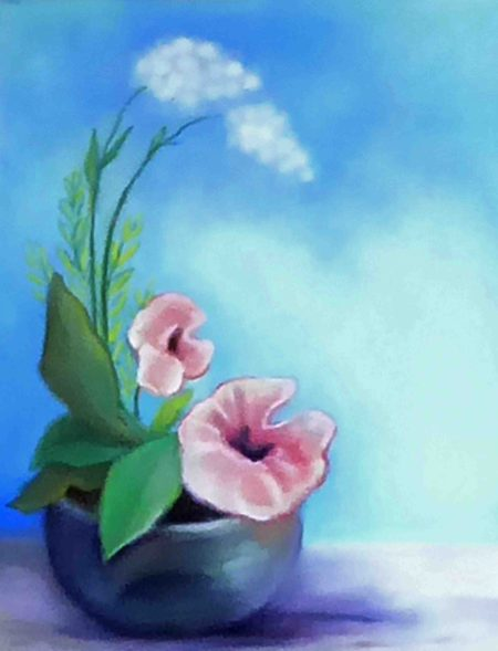 Impression Floral I Feb 23